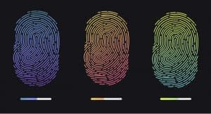 fingerprint digital scan