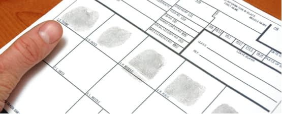 International Fingerprinting Uses