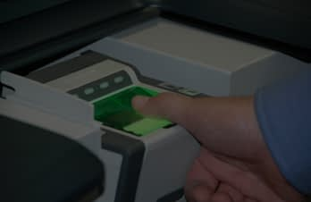 Electronic Fingerprint Requirement